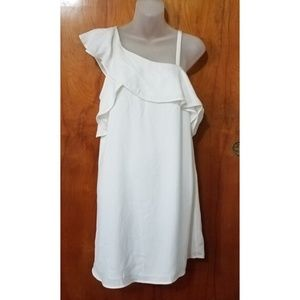Rachel Rachel Roy white dress size 6